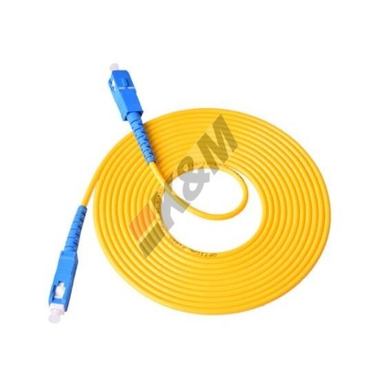 SC/PC a PC/SC SM fibra ottica Patch Cord