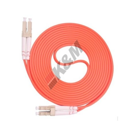 LC/PC per LC/PC MM OM1 DUPLEX fibra ottica Patch Cord
